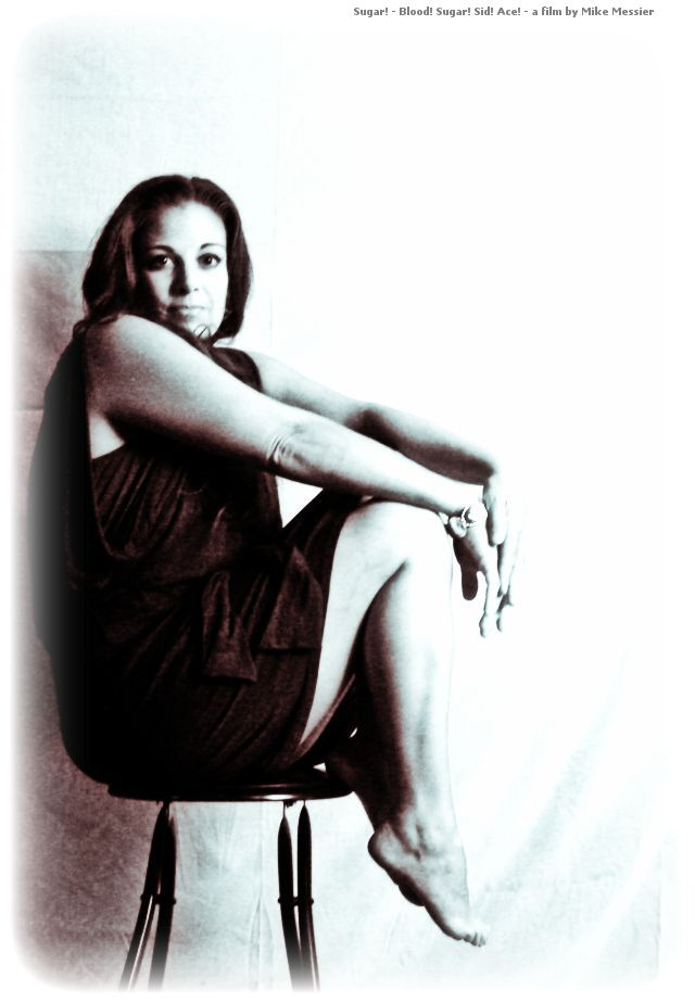Stacey Forbes-Iwanicki as Sugar!