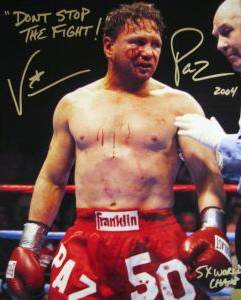 Vinny Paz Bleed for This