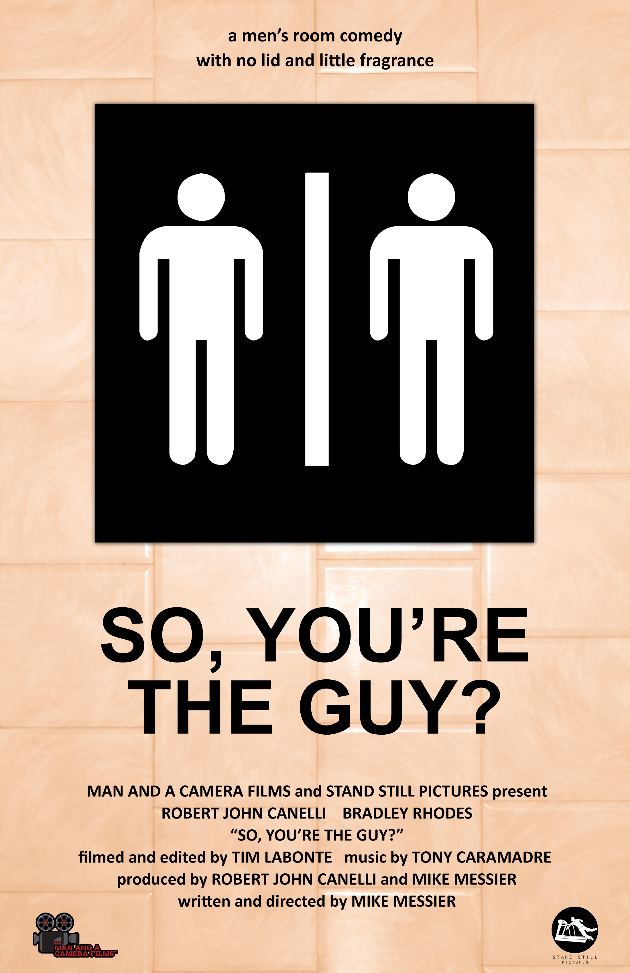so you're the guy